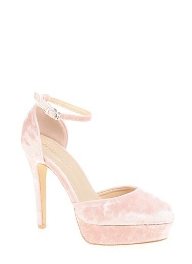 Glamorous Ayakkabı Pembe